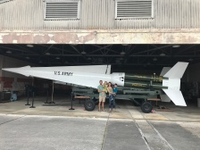 Visiting the Nike Missile site, a relic of the Cold War in the Everglades