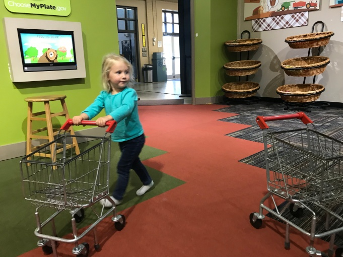 CJ shopping, her second favorite activity