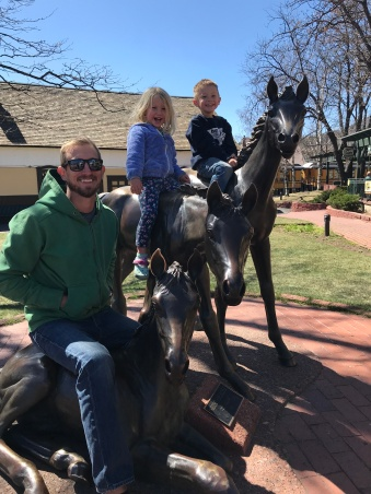 Giddy Up! Downtown Durango