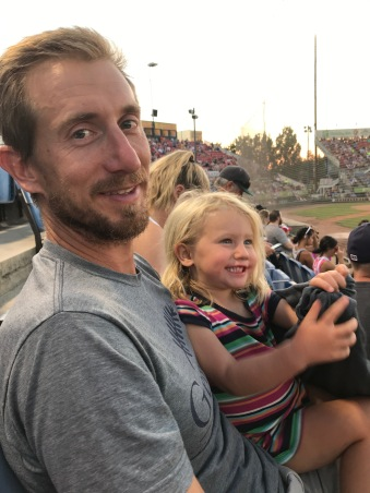 Hot seats at the Boise Hawks game
